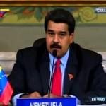 """Maduro advierte a Latinoamérica las intenciones de EE.UU.: """"Si Venezuela es derrocada y cae, irán por todos""""."""