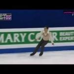 El español Javier Fernández impresionante nuevo campeón mundial de patinaje sobre hielo… pese a caerse en la final