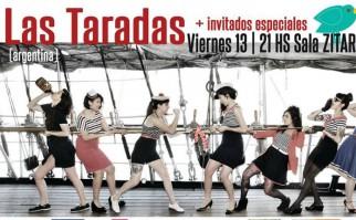 """Rossana Taddei, Valeria Lima, Las Taradas y Belén Cuturi en la tercera edición del ciclo """"Ellaz"""""""