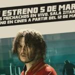 """Buenos Muchachos y pre estreno de """"Los enemigos del dolor"""""""