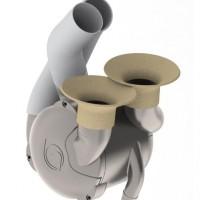 Desarrollan corazón artificial que no late y cuya tecnología supera el mayor escollo actual: el costo