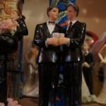 Matrimonios entre hombres son mayores en relación en casamientos entre las mujeres