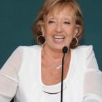 Ministra María Julia Muñoz reclama leyes más severas contra la violencia doméstica