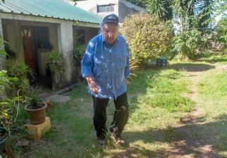 José Mujica inaugura escuela agraria en el predio de su chacra en Rincón del Cerro