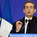 Francia resucita política de derecha de la mano de Sarkozy, condena al socialismo y hunde a la ultraderecha