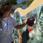 Inauguran Parque de la Amistad y Fotogalería