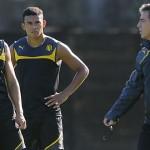 Peñarol: Sebastián Píriz será titular para enfrentar a Defensor Sporting
