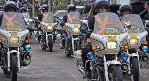 Policía Caminera refuerza operativos en rutas con motivo de Semana de Turismo