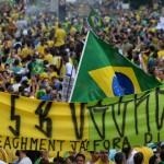 """Lula convoca a """"organización y presión del pueblo"""" tras fin de semana de actos a favor y en contra de Dilma"""