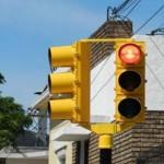 Durazno cuenta con semáforos por primera vez en su historia. Una de las únicas capitales que no los tenía