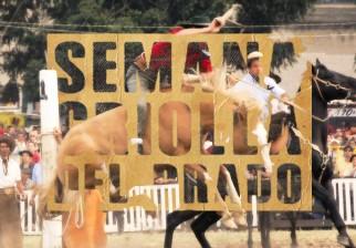 Comenzó la 90ª edición de la Semana Criolla del Prado con la participación de los mejores jinetes de la región