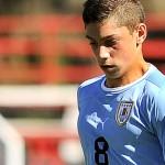 Uruguay le ganó 2-1 el clásico a Argentina y lidera el Grupo B del Sudamericano Sub-17