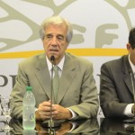 Tabaré Vázquez y su gabinete ministerial recibieron a legisladores y les presentan 9 proyectos de Ley