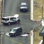 """Dos travestis chocan su auto en portón de la Agencia de Seguridad Nacional """"confundidos"""": matan a uno"""