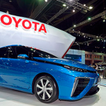 Llega al mercado japonés el Toyota Mirai, el primer coche de pila de hidrógeno fabricado en serie