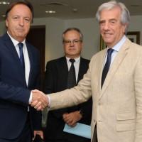 Francia destaca que Uruguay logra éxitos comerciales porque su futuro es previsible y ello es importante para inversiones