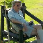 El poeta Washington Benavides cumple 85 años, AGADU le rinde homenaje