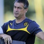 """Bengoechea sobre Peñarol: """"Estamos mejorando como equipo"""""""