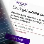 Yahoo elimina las contraseñas y las reemplaza por un código que se remite por teléfono al usuario