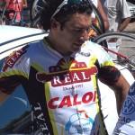 Francisco Chamorro se quedó con la sexta etapa de la 72ª edición de la Vuelta Ciclista del Uruguay