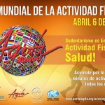6 de abril, Día Mundial de la Actividad Física
