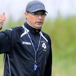 Alfredo Arias conforme de tener a Racing de Avellaneda como próximo rival
