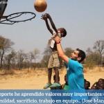 ONU conmemora el Día Internacional del Deporte para el Desarrollo y la Paz
