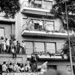 Fotografías y documentos de la transición a la democracia