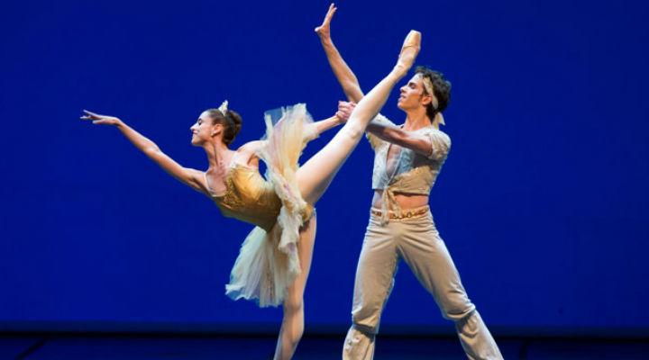 """Ballet Nacional del Sodre presentando """"El Mesías"""" en Bogotá"""
