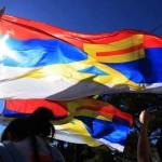 Candidatos del Frente Amplio a intendencia de Montevideo y Canalones intensifican campaña electoral
