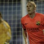 Barcelona le ganó 1-0 al Celta de Vigo con gol de Mathieu y mantiene ventaja sobre Real Madrid