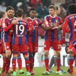 Bayern Múnich se quedó con el clásico ante Dortmund y refuerza su liderato
