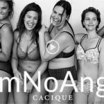 No soy un ángel: otra campaña contra los estereotipos de belleza