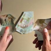 El salario promedio de los uruguayos en febrero fue de 16.545 pesos en todo el país