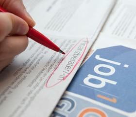 Aumentó el desempleo en febrero con respecto a enero. Pasó de 6,6 a 7,1%