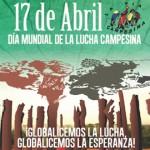 Día Internacional de las Luchas Campesinas insta a la ONU agilizar la declaración universal de derechos