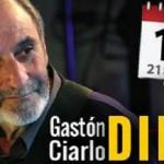 """Gastón Ciarlo """"DINO"""" en el Teatro Florencio Sánchez"""