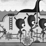 Doodle de Google para el 81º aniversario de la fotografía más famosa del monstruo de Loch Ness