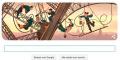 Doodle de Google parra la Torre Eiffel en el 126º aniversario de su apertura al público