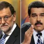 Rajoy acepta la mano de Maduro y se alivian las tensiones diplomáticas entre España y Venezuela