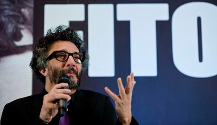 """Fito Páez presentó su último trabajo discográfico, """"Rock and Roll Revolution"""""""