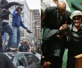 Baltimore: Miles de personas en el funeral de Freddie Gray, joven negro muerto en manos de la policía
