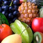Empezar los días comiendo frutas