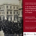 Inauguran exposición por el Día internacional de los Trabajadores