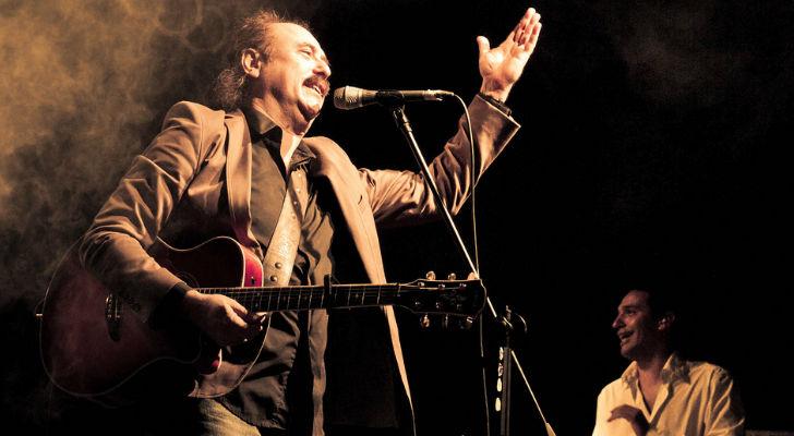 Jaime Roos fue nominado a los Premios Gardel 2015