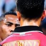 Corinthians goleó 4-0 a Danubio por Copa Libertadores y un jugador danubiano fue acusado de racismo