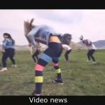 """Jóvenes rusas bailan """"twerking"""" ante un Memorial de la II Guerra Mundial y lo graban; marchan a la cárcel"""