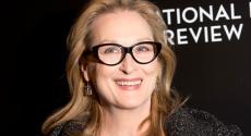 """Meryl Streep funda """"Writers Lab"""" que apoyará a cineastas femeninas mayores de 40 años"""