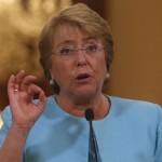Presidenta de Chile, Michelle Bachelet, proporcionará recursos a afectados por erupción del volcán Calbuco