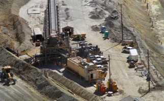 En un principio el proyecto Aratirí incluía la construcción de cinco minas de extracción a cielo abierto en un área total de 522 hectáreas. Foto: Arby Reed,